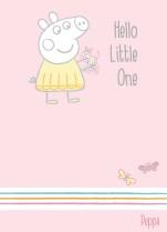 Peppa Pig baby girl