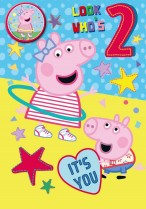Peppa Pig Look Who's 2!