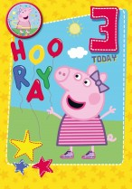Peppa Pig 3 Today