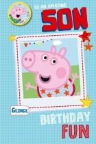 Peppa Pig Son