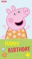 Peppa Pig Birthday Girl