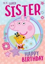 Peppa Pig Sister