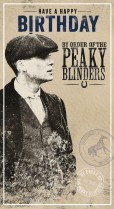 By order of the Peaky Blinders...