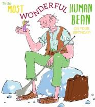 Roald Dahl's BFG 'Human Bean'