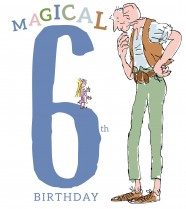 Roald Dahl's BFG 'Magical 6'