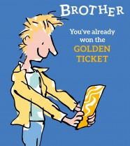 Roald Dahl's Charlie & the Chocolate Factory 'Brother'