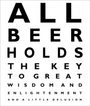 Beer holds the key