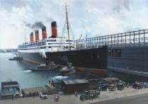 Cunard superstar