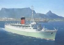Caronia at Cape Town