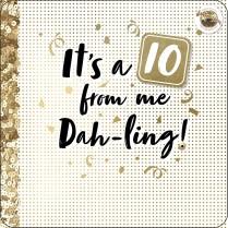 Strictly 'It's a 10'