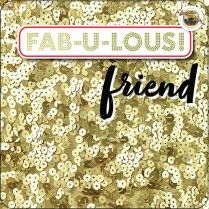 Strictly 'Fab-u-lous friend'