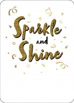 Strictly 'Sparkle and shine'