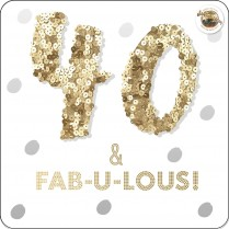 Strictly '40 & fabulous'