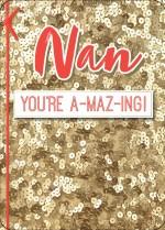 Strictly 'Nan'