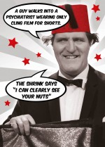 Tommy Cooper - Nuts