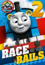 Thomas race on the rails
