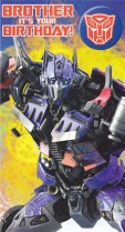Transformers Brother