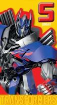 Transformers 5th birthday