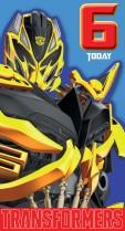 Transformers 6th birthday