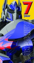 Transformers 7th birthday