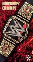WWE Birthday Champ