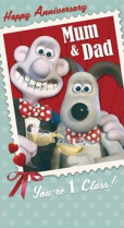 Wallace & Gromit Anniversary