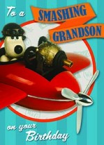 Wallace & Gromit Grandson
