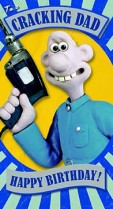 Wallace & Gromit Dad