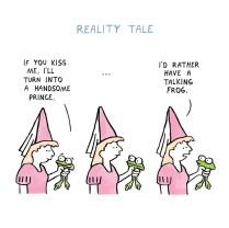 Reality tale
