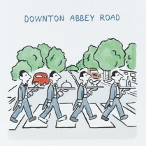 Downton Abbey Road