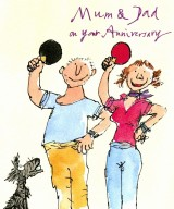Mum and Dad anniversary