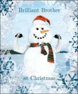 Strong snowman