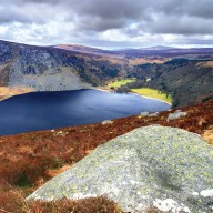 Lough Tay, County Wicklow, Ireland