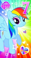 My Little Pony 7 Today