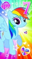 My Little Pony 7 Today