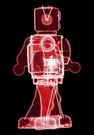 Red Robot X-Ray
