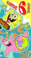 SpongeBob 6 today