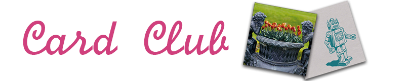 Card Club logo
