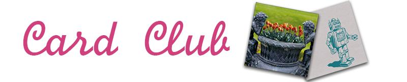 Card Club logo